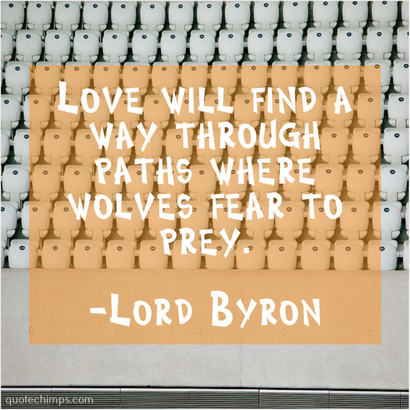 Lord Byron Love Will Find A Way