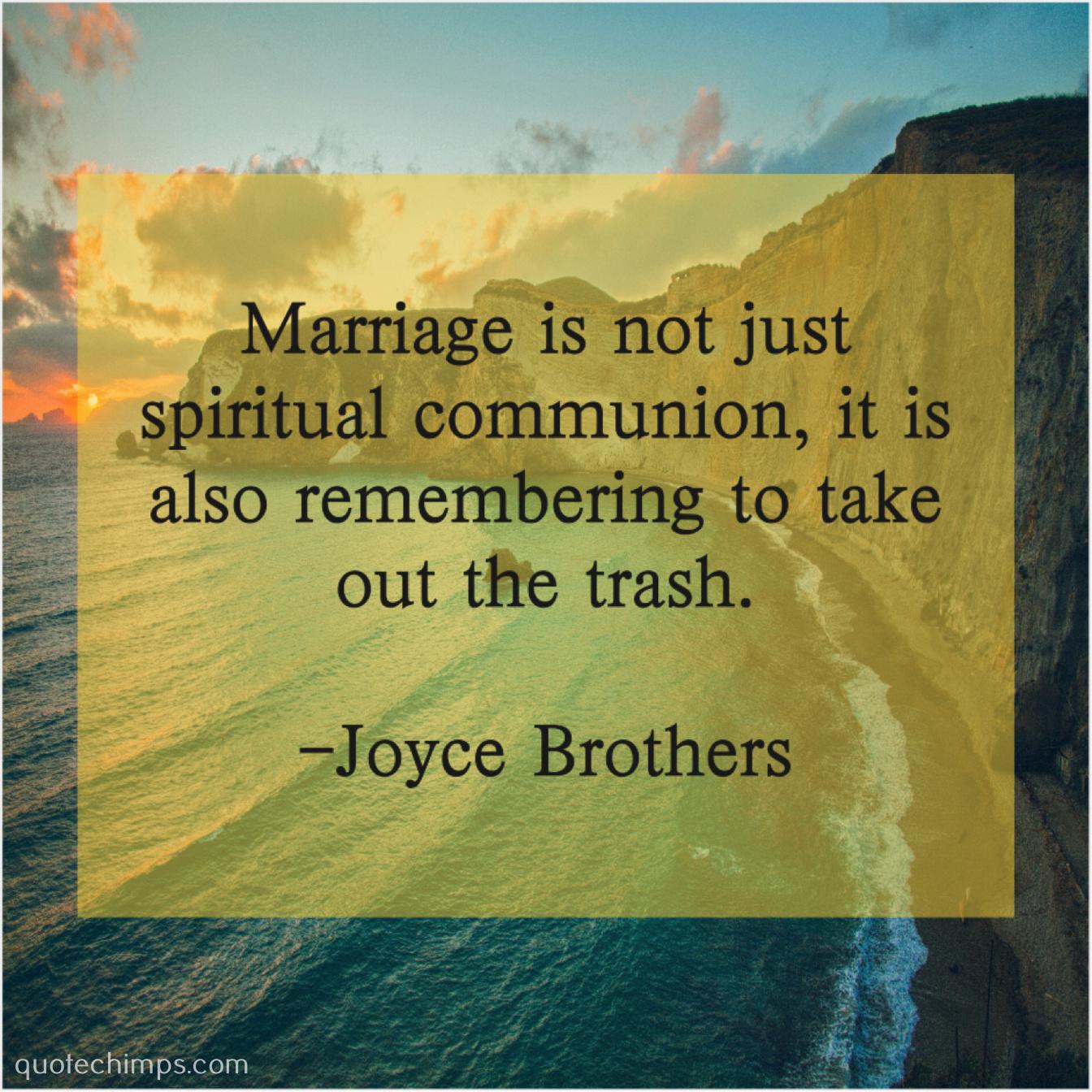 Spiritual marriage quotes